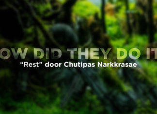 Rest - Chutipas Narkkrasae